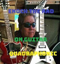 ENOCH THE RAD - On Guitar (2019)  QUADRAPHONIC QUAD Reel Tape GUITAR ROCK
