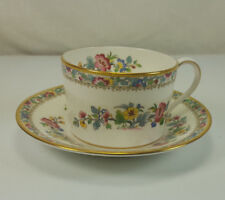 VINTAGE COALPORT MING TREE CUP AND SAUCER