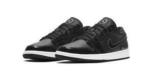 Nike Air Jordan 1 Low SE ASW All Star 2021 Black White  DD1650-001 Mens 8-12
