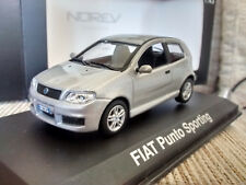 Fiat Punto mkII restyling Sporting 2003 1/43 Norev