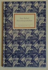 Insel- Bücherei Nr. 1295 Dezembergeschichten  (W.)