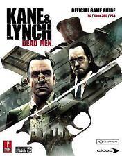 Kane & Lynch: Dead Men: Prima Official Game Guide (Prima Official Game Guides)