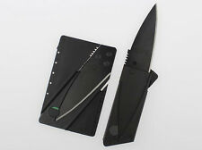 4 New Credit Card Folding Knife - Fits In Your Wallet  USA SELLER