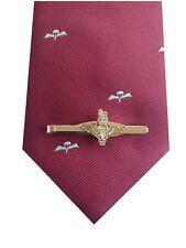 Parachute Regiment Tie & Parachute Regiment Tie Clip Set q138 v5