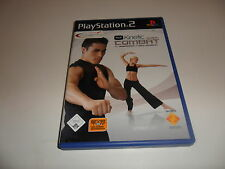 PLAYSTATION 2 PS 2 Eye TOY KINETIC COMBAT