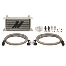 Mishimoto Universal 19 Row Oil Cooler Kit (Silver)