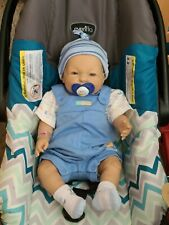 """Special edition Berenguer baby doll, 21""""Boy Parts Realistic for Reborn w/Coa"""