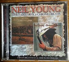 Neil YOUNG Times fades Away & Chrome Dreams CD