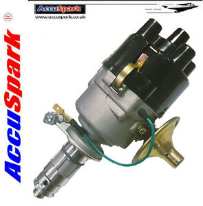Mini AccuSpark Traditional 45D Distributor Replaces The Lucas 25D & 45d