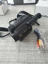 Panasonic NV-S85 Camcorder Super VHS-C mit diversem Zubehoer
