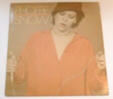 PHOEBE SNOW LP  Against the grain    UK VINYL LP