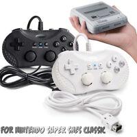 Classic SNES Controller Joystick Gamepad For Classic Mini Super NES Console