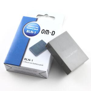 BLN-1 For OLYMPUS BCN1 BCN-1 E-M1 EM1 E-M5 OM-D E-P5 EM5 OMD EP5 Batteries
