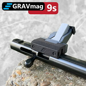 GRAVmag 9S Magazine for Crosman 2240 2250 Ratcatcher Steel Breech and Benjamin