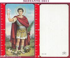 2317 SANTINO HOLY CARD SAN S. ESPEDITO MARTIRE FRATELLI BONELLA 400 - 294