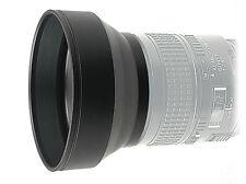 Kaiser 58mm 3 In 1 Lens Hood 6823