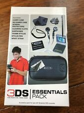 3DS ESSENTIALS PACK (ACCESSORY)  FOR USE WITH NINTENDO 3DS CONSOLES