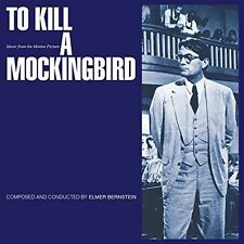 Elmer Bernstein - To Kill A Mockingbird / O.S.T. [New CD] UK - Import