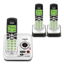 VTech CS6229-3 1.9 GHz Trio Handsets Single Line Corded / Cordless Phone
