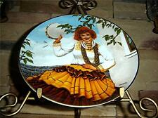I Love Lucy QUEEN OF THE GYPSIES Jim Kritz LUCY BALL Hamilton Collection Plate