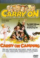 Carry On Camping (DVD, 2003)