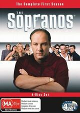 The Sopranos CTC Rated DVDs & Blu-ray Discs