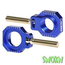 RFX Rear Axle Spindle Adjuster Blocks Husqvarna FC 250 350 450 16-17 TC 125 250