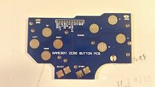 Button PCB ONLY for Game Boy Zero (Raspberry Pi Gameboy in DMG-01 case)