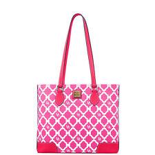 Dooney & Bourke Sanibel Richmond SHOPPER Handbag Tote Pw721 HP Hot Pink