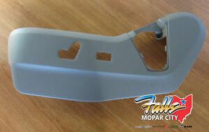 2011-2018 Dodge Grand Caravan Driver Seat Panel Cover NEW MOPAR OEM