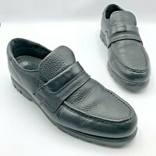 1ff4a8ba204 Red Wing Shoes 800125 Men Black Pebbled Leather Slip On Loafer Shoe Size 12  D