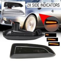 Dynamic LED Side Indicator Light For Opel Vauxhall Astra J K Insignia B Zafira