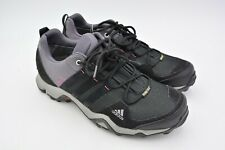 Adidas Women's AX2R Outdoor Hiking Shoe Carbon Black Bahia Pink Size US 11 Used