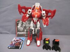 Transformers Power of the Primes ELITA-1 Voyager Class complete 2018