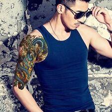 2* Tattoo Dragon temporäre Körper Arm Aufkleber abnehmbare wasserdicht Gut