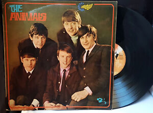 The Animals – The Animals LP 33T VG++/EX Barclay – 080321 S