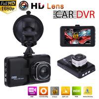 """HD1080P 3.0"""" LCD Auto DVR Dash Kamera Video Recorder Nachtsicht G-sensor USB"""