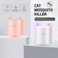 Led Mosquito Killer Lamp Cute UV Night Light Insect Mosquito Trap Repellent Lamp
