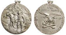 Medaglia 1° Reggimento Artiglieria da Montagna Sottotenente Olivero #A18