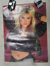 Samantha Fox Poster - 1989 - #8861