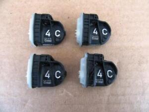 4 OEM 2018-2019 GM Chevy GMC TPMS Tire Pressure Monitor Sensor 433MHz 13516165