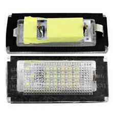 LED Kennzeichenbeleuchtung Module Modul Mini Cooper R50 R52 W11 R53 Tüv frei