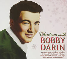 Christmas with Bobby Darin - CD - BRAND NEW SEALED HITS SONGS XMAS