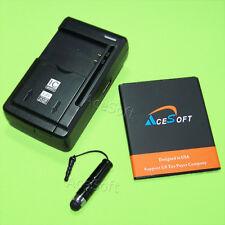 New 3170mAh Li-ion Battery Charger Pen f Xfinity Mobile Motorola Moto E5 Play Us
