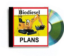 25 biodiesel  books run your jcb mini digger  on used cooking oil