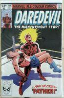 Frank Miller Daredevil #164 1980 Klaus Janson