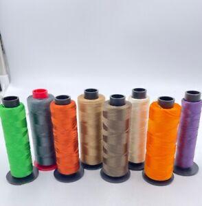 Stickgarn 84x 2000m Konen manifattura italiana cucirini Lustro 100% Polyester