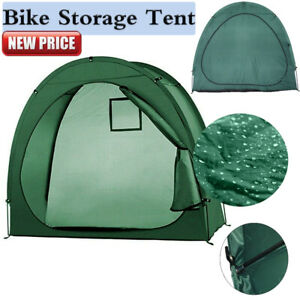 New Portable Bicycle Shed Tidy Tent Garden Bike Storage Cover Heavy Duty Shelter