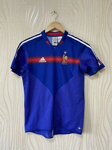 FRANCE 2004 2006 HOME FOOTBALL SHIRT SOCCER JERSEY ADIDAS sz XL 176