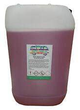 Pink Chemical Motorhome & Caravan Toilet Fluid Cleaner & Protector - 25L